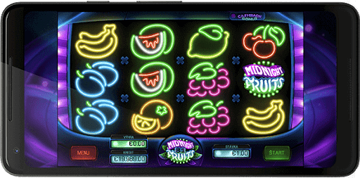Midnight Fruits online automat