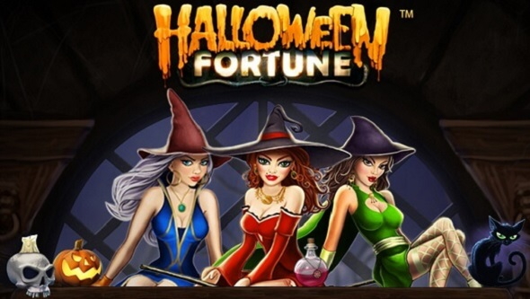 Halloween Fortune online automat