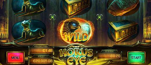 eye of horus online casino deutschland