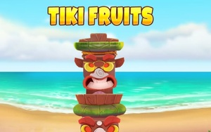 Tiki Fruits totem