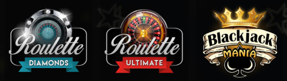 DoubleStar ruleta a Blackjack
